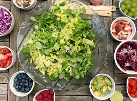 Gesunde Ernährung und Nahrung als Medizin