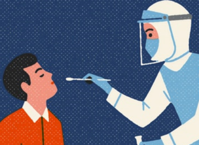 Wie kann man sich auf das Coronavirus (COVID-19) testen lassen?