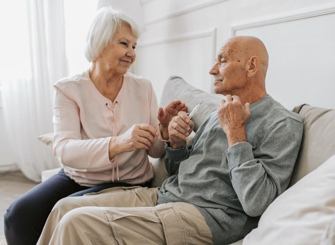 Interview mit einem Experten: Wie lebt es sich besser mit einem an Alzheimer erkrankten Angehörigen?