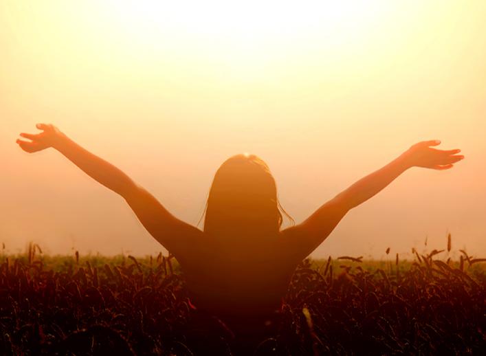 Selbstliebe, Positivität... was sind die besten Techniken, um Depressionen zu bekämpfen?