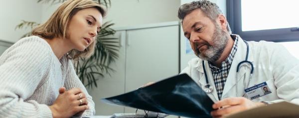 Seinen Arzt anlügen